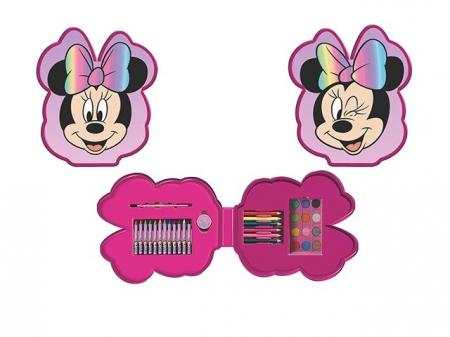 Mini trusa desen Minnie Mouse 32 piese0