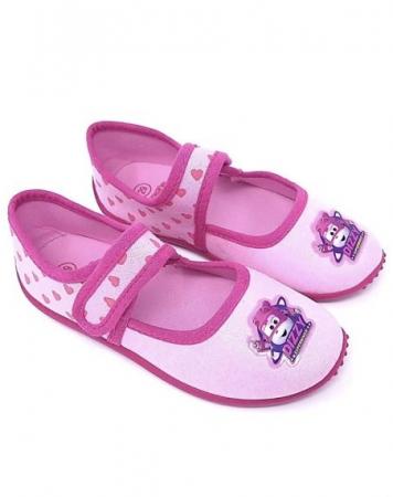 Pantofi interior roz Dizzy Super Wings M280