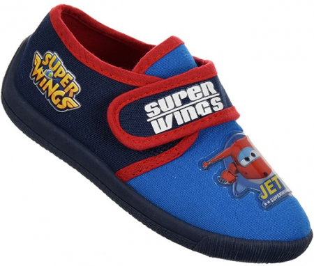 Pantofi interior Super Wings0