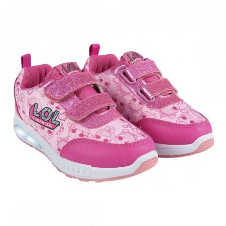 Pantofi sport cu lumini LOL [0]