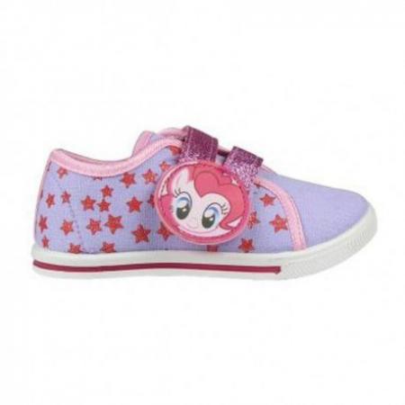 Pantofi sport My Little Pony,mov cu stelute M 240
