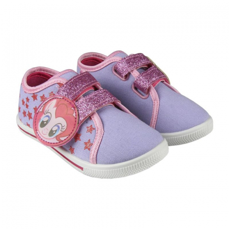 Pantofi sport My Little Pony,mov cu stelute M 241