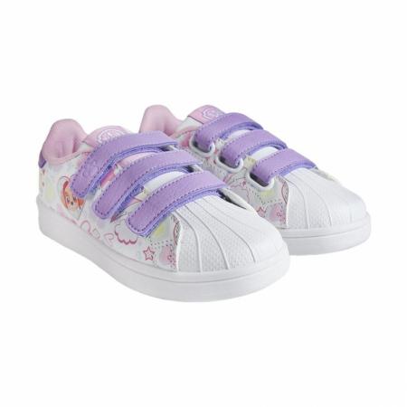 Pantofi sport Paw Patrol fete, alb 274