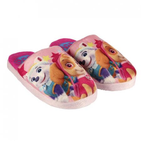 Papuci de casa Paw Patrol, roz [1]