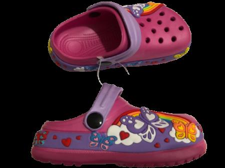 Papuci plaja clogs eva Butterfly [3]