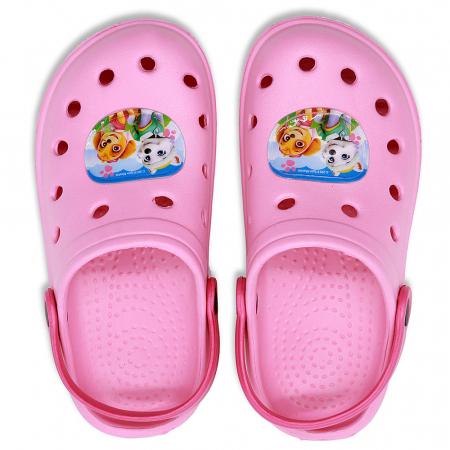 Papuci plaja clogs eva Paw Patrol4
