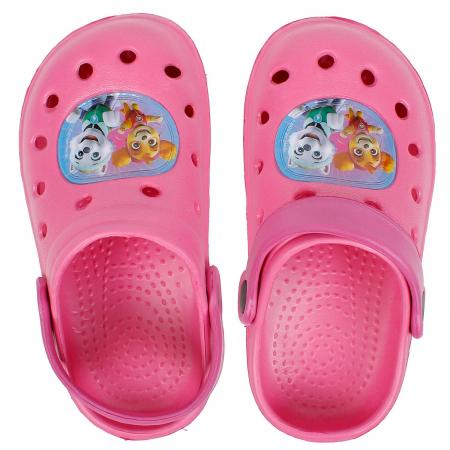 Papuci plaja clogs eva Paw Patrol0