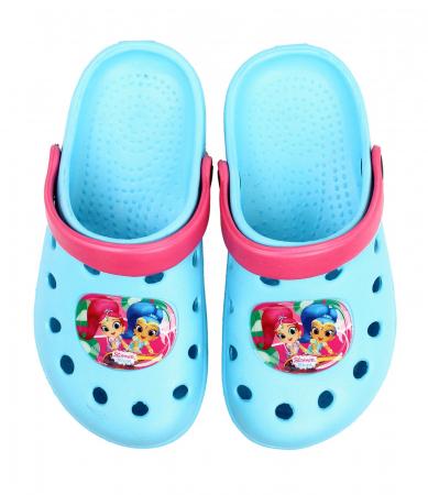 Papuci plaja clogs eva Shimmer Shine0