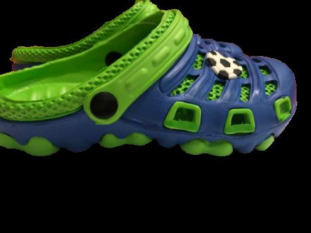 Papuci plaja clogs eva Soccer [0]