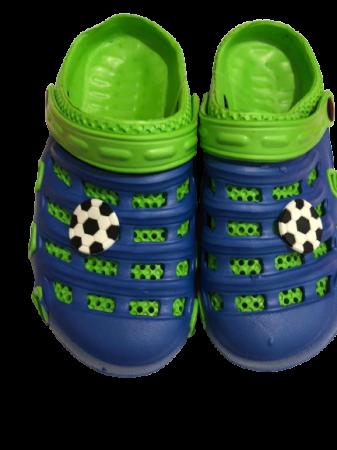 Papuci plaja clogs eva Soccer [3]