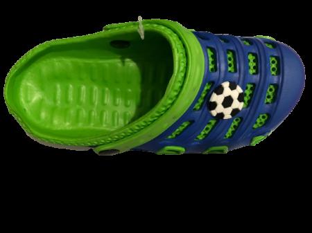 Papuci plaja clogs eva Soccer [2]