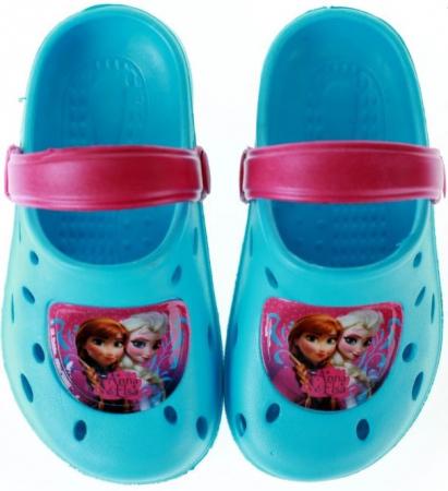 Papuci plaja clogs eva Frozen [2]