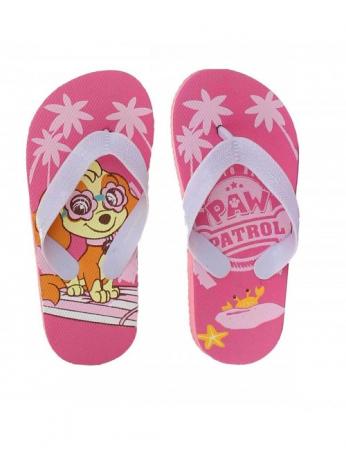 Papuci slapi flip flop Paw Patrol fete [0]