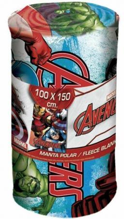 Patura Avengers 150*100 cm [1]
