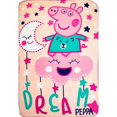 Patura Peppa Pig Dream 100x150 cm0
