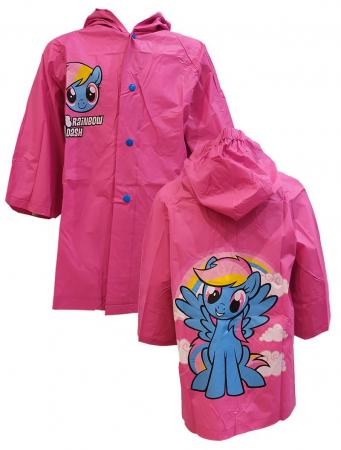 Pelerina ploaie cu gluga My Little Pony PVC [2]