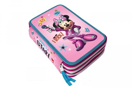 Penar echipat Minnie Mouse 3D 36 piese Carioca [3]