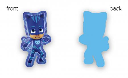 Perna PJ Masks, velur, forma Pisoi Albastru [2]