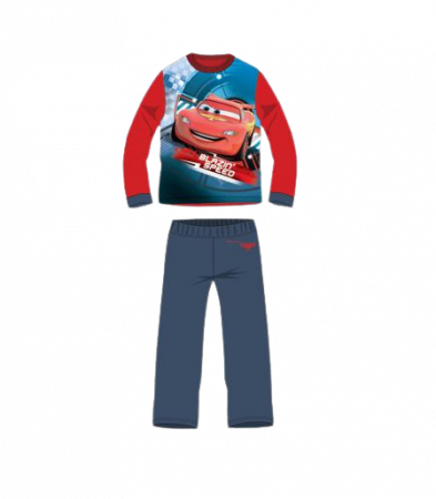 Pijama maneca lunga Cars bumbac [0]
