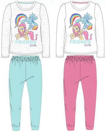 Pijama maneca lunga bumbac My Little Pony [1]