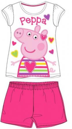 Pijama Peppa Pig Hearts1