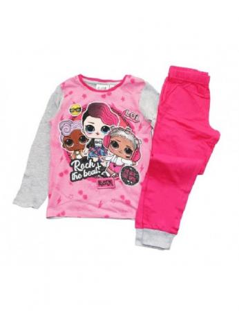 Pijama roz, Rock the beat 122 cm0