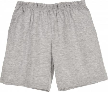 Pijama scurta Paw Patrol rosu/gri 110 cm , 5 ani2