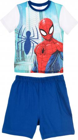 Pijama Spiderman maneca scurta1