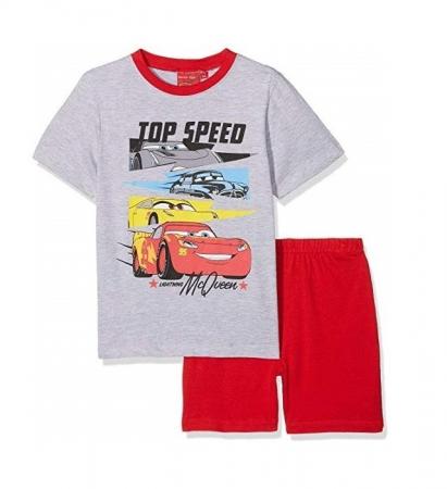 Pijama maneca scurta Cars [0]