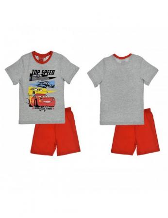 Pijama maneca scurta Cars [1]