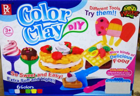 Plastilina Color Clay dulciuri [1]