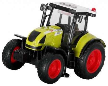 Tractor Farmland verde 1:160