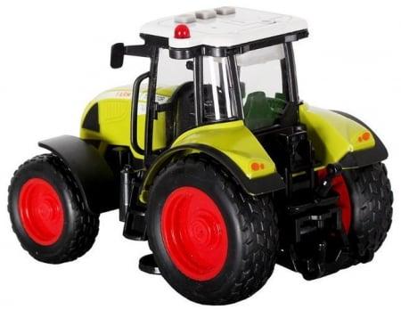 Tractor Farmland verde 1:161