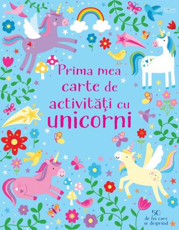 Prima mea carte de activitati cu unicorni [0]