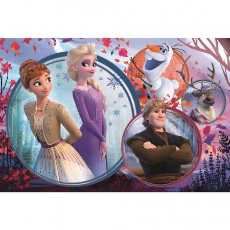 Puzzle Trefl, Disney Frozen II, 160 piese1
