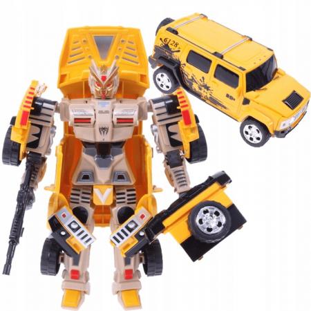 Robot de jucarie, transformabil SUV [1]