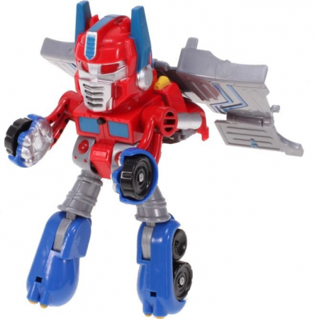Robot de jucarie, transformabil masina [1]
