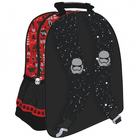 Rucsac ghiozdan Star Wars The Force Awakens - Unipap - Rosu1