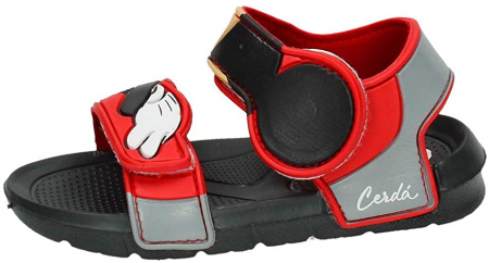 Sandale baieti EVA Mickey Mouse2