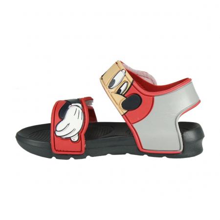 Sandale baieti EVA Mickey Mouse3