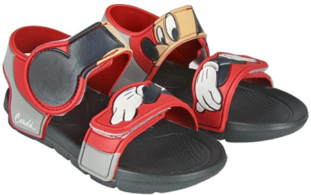 Sandale baieti EVA Mickey Mouse0