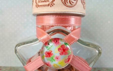Scrisoare cadou pentru mama - puzzle in mini-borcan (model 5) [3]