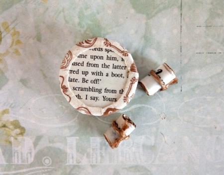 Scrisoare cadou pentru mama - puzzle in mini-borcan (model 5) [4]