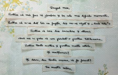 Scrisoare cadou pentru sot - puzzle in mini-borcan (model 3) [1]