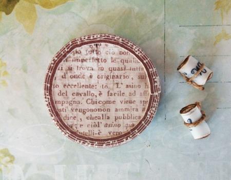 Scrisoare cadou pentru sot - puzzle in mini-borcan (model 3) [2]