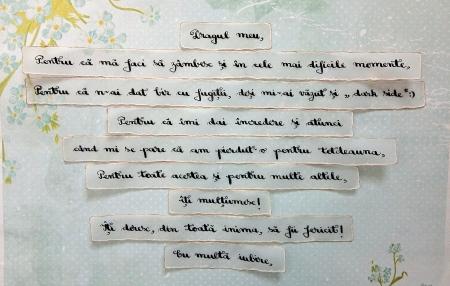 Scrisoare cadou pentru sot - puzzle in mini-borcan (model 5) [1]
