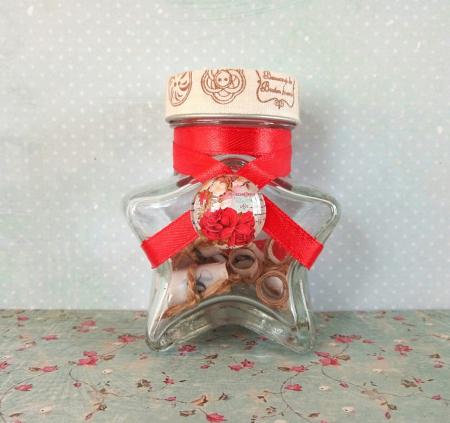 Scrisoare cadou pentru sotie - puzzle in mini-borcan 7 [2]