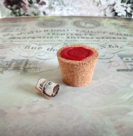 Scrisoare cadou pentru iubita - puzzle in mini-borcan 4 [3]