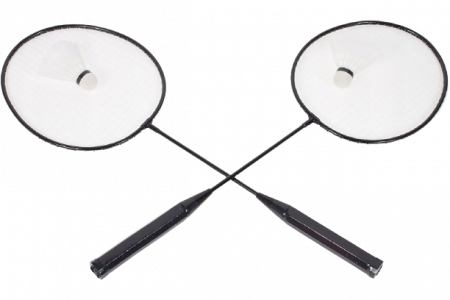 Set 2 palete badminton [0]