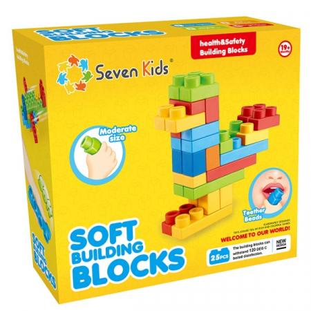 Set 25 cuburi moi, Seven Kids [0]